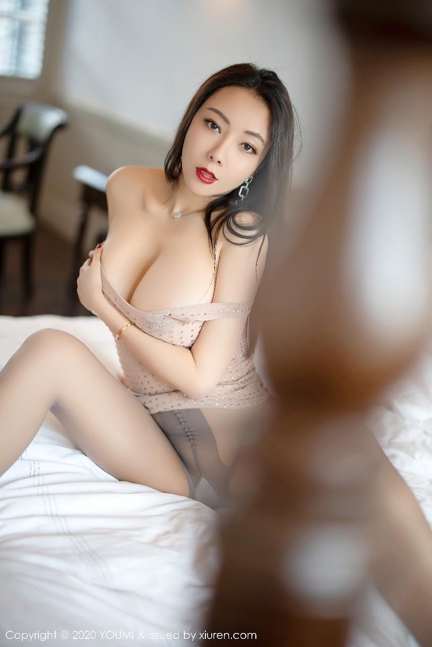 [YouMi] 2020-12-01 Vol.565 Guoer Victoria - idols